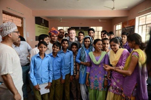 Mark Zuckerberg compares Facebook access to critical services like 911