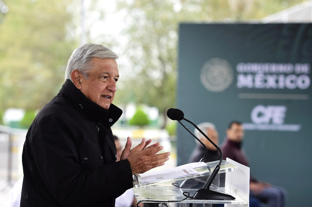 Mexican president slams European coronavirus lockdown measures