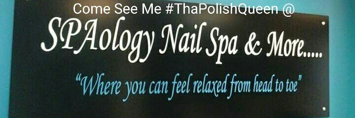 Who coming to get #Spoiled? #IAmWorkingToday Available slots starting @ 9:30am! #SpaologyNailSpa 3000 Kavanaugh Blvd, Ste. C Little Rock, At 72205 Text me @ 501.613.7512 for appointments or email me @ PrettyGurlsFeet@gmail.com Or to book and purchase your service, go to my website @ PrettyGurlsFeet.weebly.com Follow me on IG.... @ms_beautiful_feet