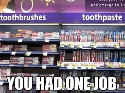 Gotta luv Walmart!