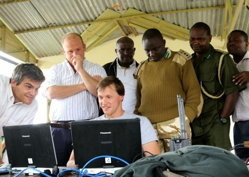 For More Than War: Airware Demos Its Drone Platform By Protecting Rhinos From Poachers