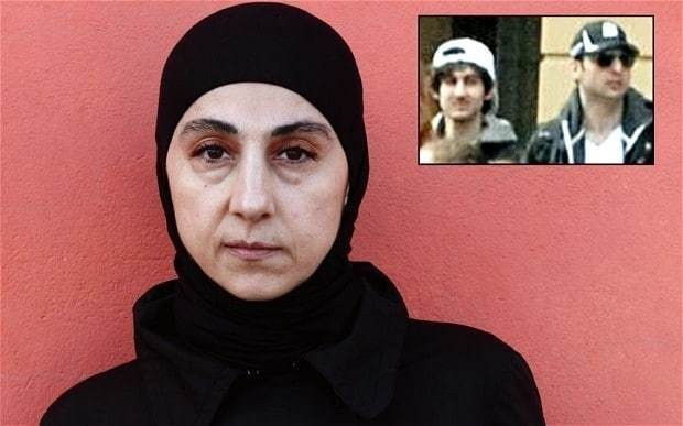 Americans are the real terrorists, says Boston bomber's mother