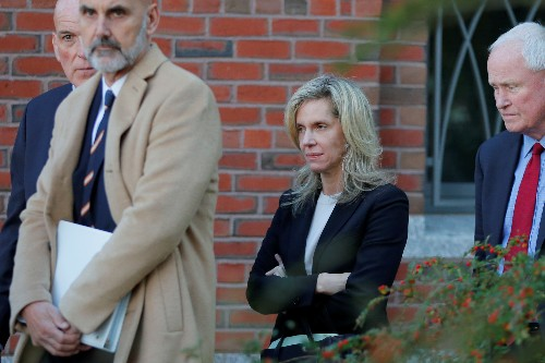 Parenting book author gets prison for U.S. college admissions scam