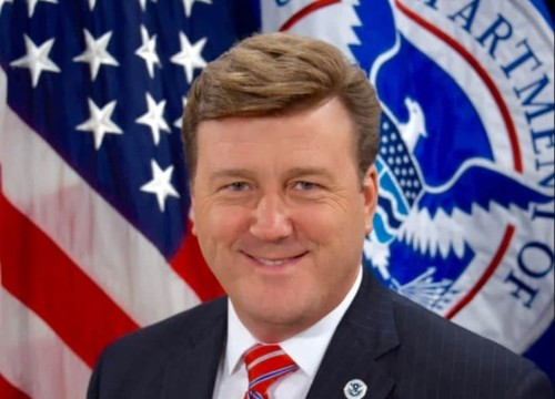 Republican appointee resigns from the DHS after past comments about blacks, Muslims come to light