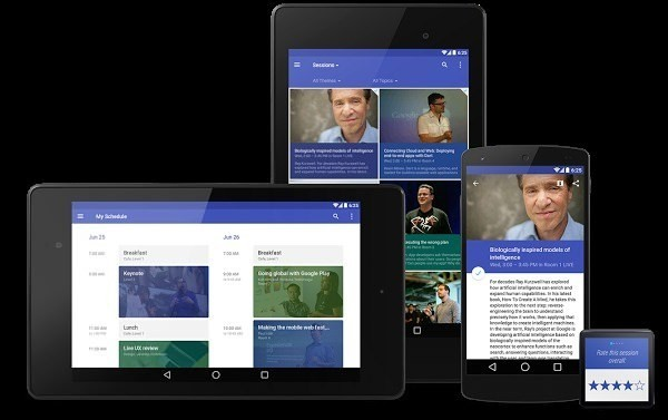 Google Releases the Source Code of Its I/O 2014 App