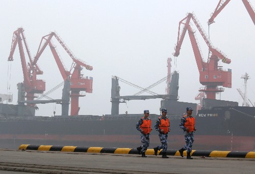 China's July Venezuela oil imports fall over U.S. sanctions