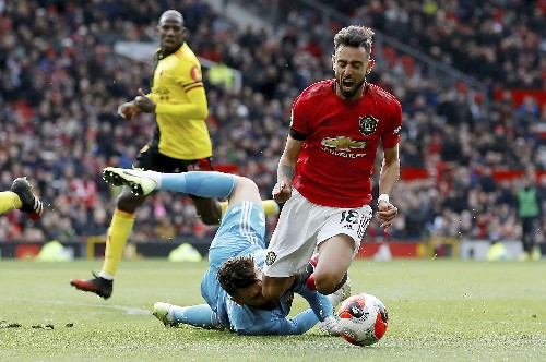 Fernandes the conductor already proving a big hit at Man Utd