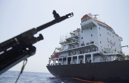 US Navy: Mine in tanker attack bears Iran hallmarks