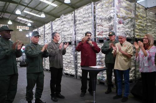 U.S. readies sanctions, charges over Venezuela food program: sources