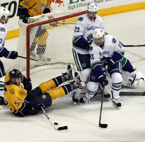 Predators' Watson on long-term injury loan to AHL club