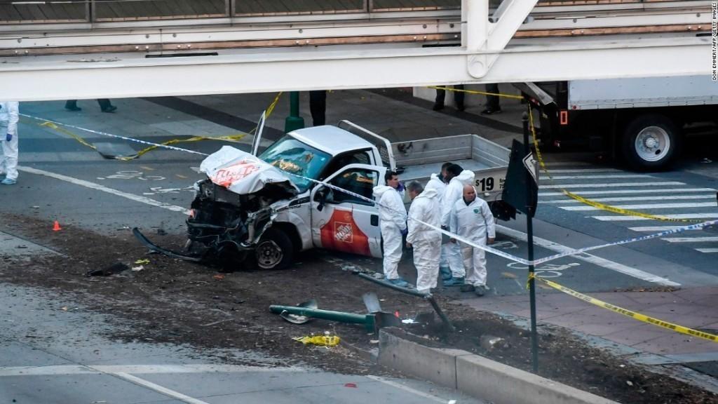 Who is New York attack suspect Sayfullo Saipov?