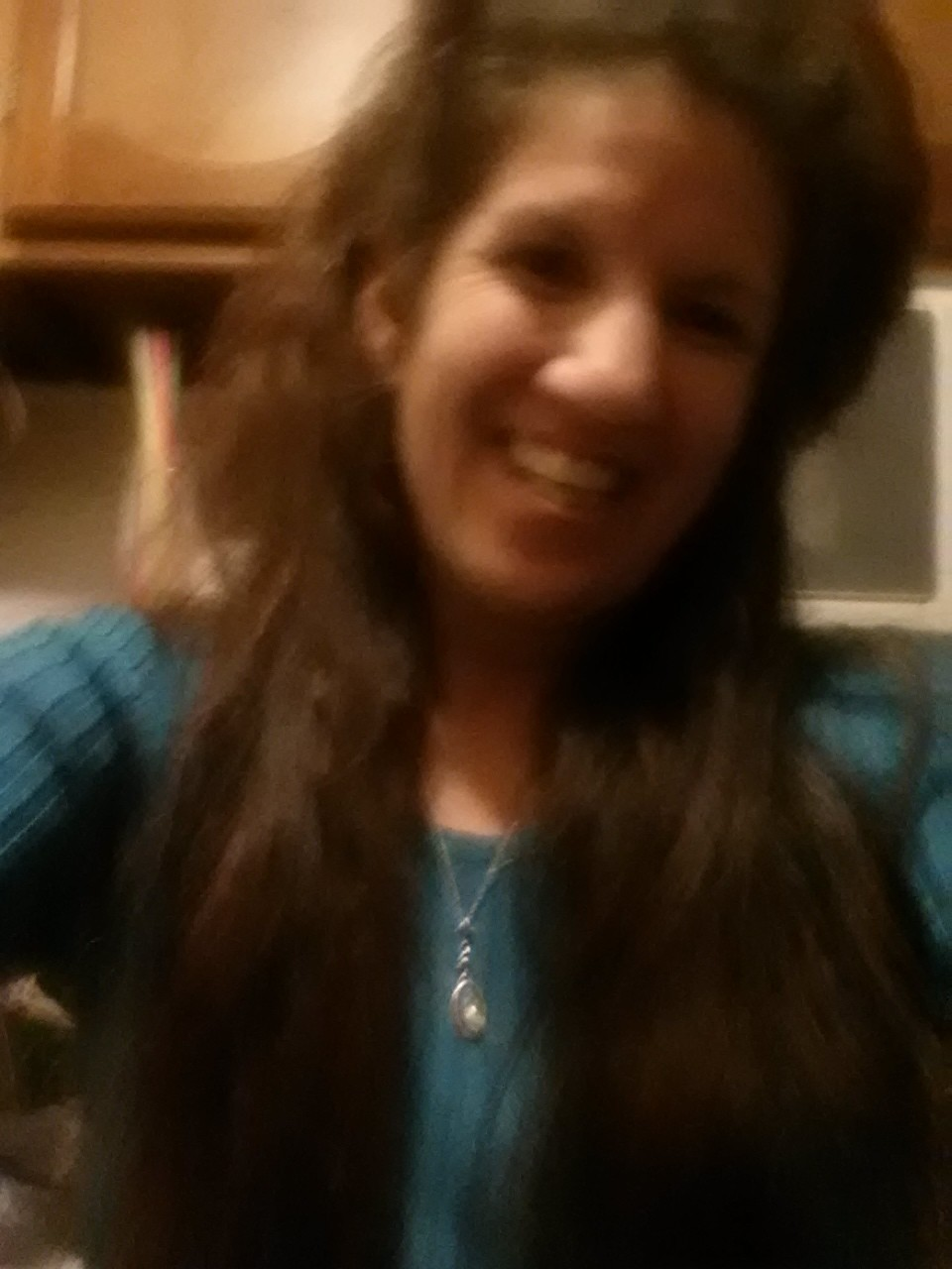 This is MarlenaNobles373@gmail.com when she smiles.