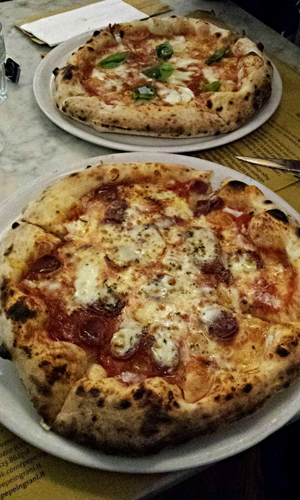 La miglior pizza in Italia #francopepe