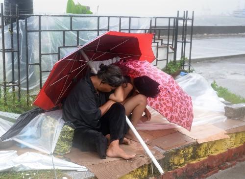 Typhoon Koppu Strikes Philippines: Pictures
