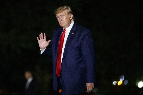 Trump plays down latest North Korea missile tests