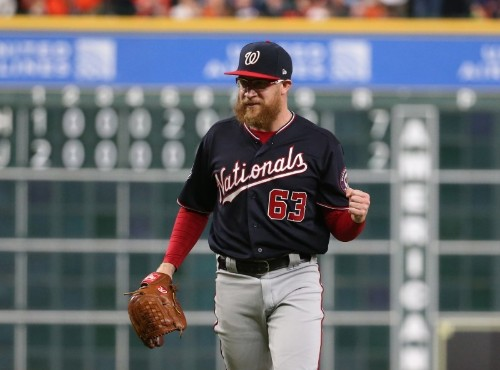 World Series star pitcher Doolittle declines Trump invite to White House: Washington Post