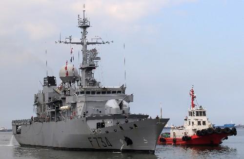 Französisches Kriegsschiff passiert Meerenge zwischen China und Taiwan