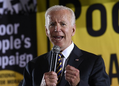Biden draws ire in recalling 'civility' with segregationists
