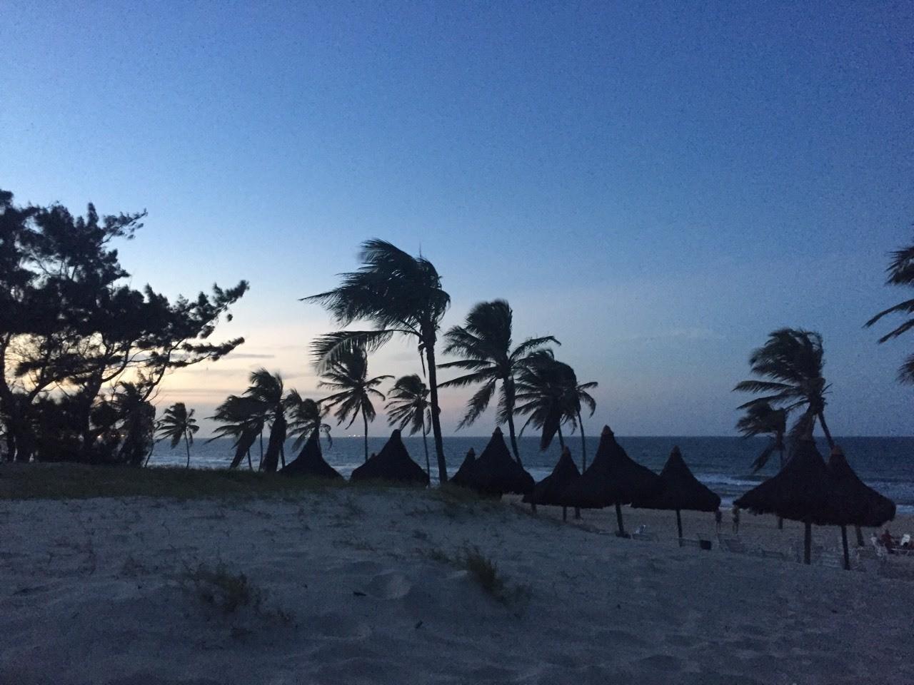 Entardecer - Praia do Cumbuco - Fortaleza
