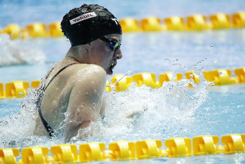 Swimming: U.S. await result of King DQ appeal