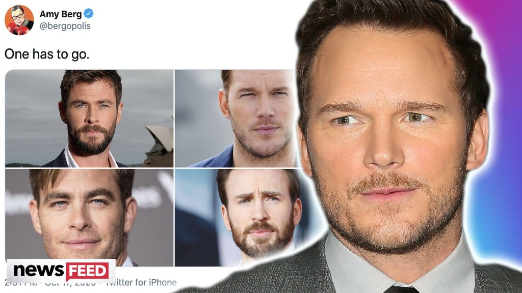 Chris Pratt Considered The WORST 'Hollywood Chris'!
