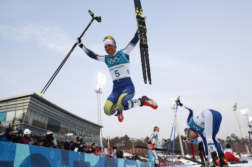 Highlights from Day 1 in PyeongChang: Pictures
