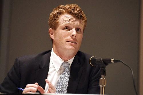 AP source: Joe Kennedy to challenge Sen. Markey in primary