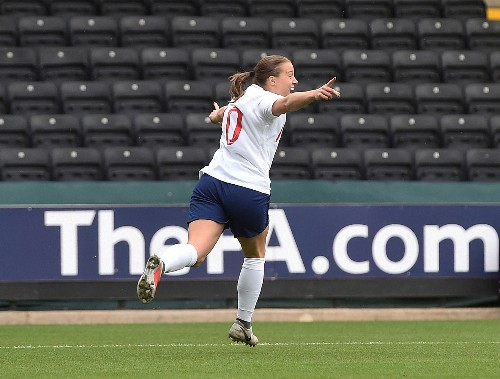 Soccer - England must win women's World Cup to support equal pay talks