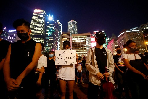 Explainer: Hong Kong's 'borrowed time' - worry about 2047 hangs over protests