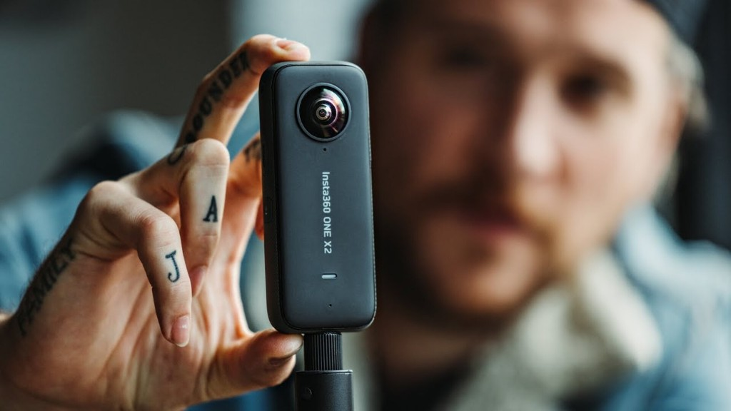 Insta360 ONE X2 First Look!  - cover