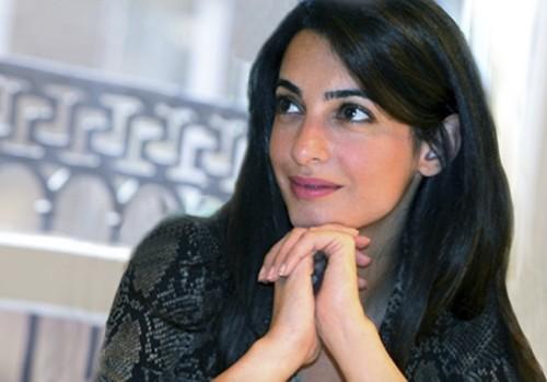 International Lawyer And Scholar Amal Alamuddin Engaged To George Clooney