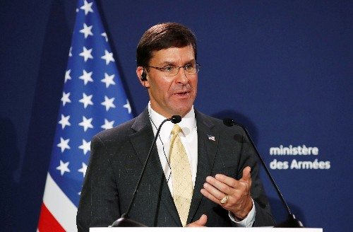 U.S. military says not abandoning Kurds, condemns Turkish offensive