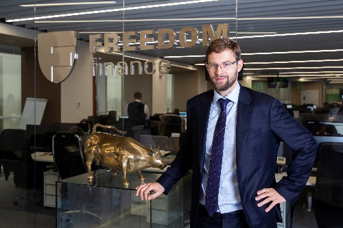 Financial services firm Freedom Holding considers Moscow listing after Nasdaq debut