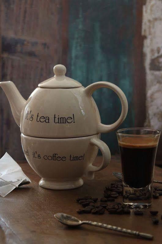 Tea - cover