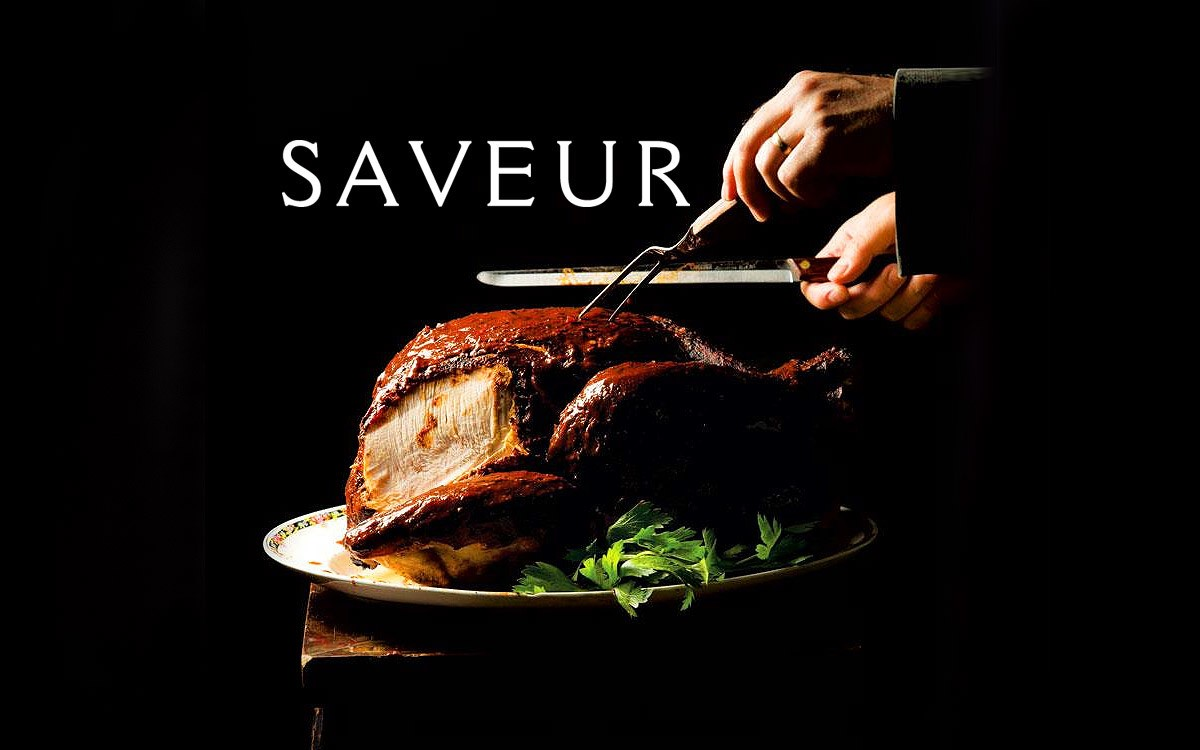Pick of the Day: Sophisticated Eats from Saveur Magazine