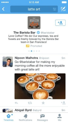 Twitter Is Bringing Promoted Accounts To Its Search Results