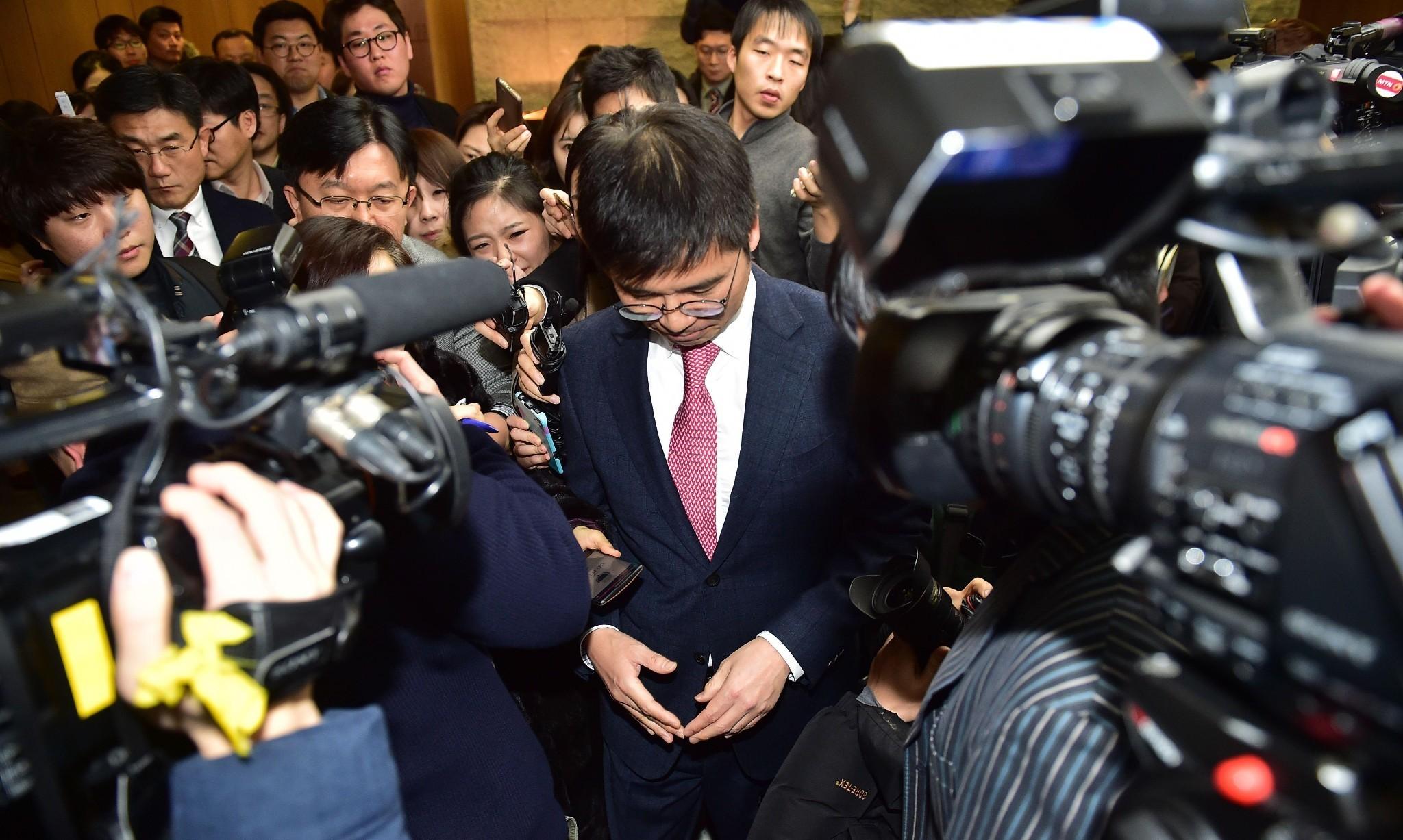Workers seeking cancer compensation dispute 'final settlement' from Samsung