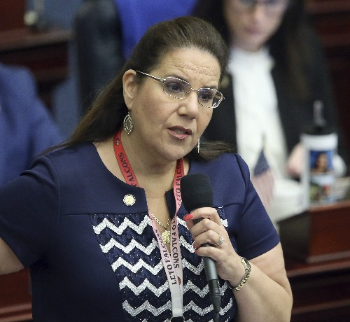 Florida lawmakers pass bill allowing more armed teachers
