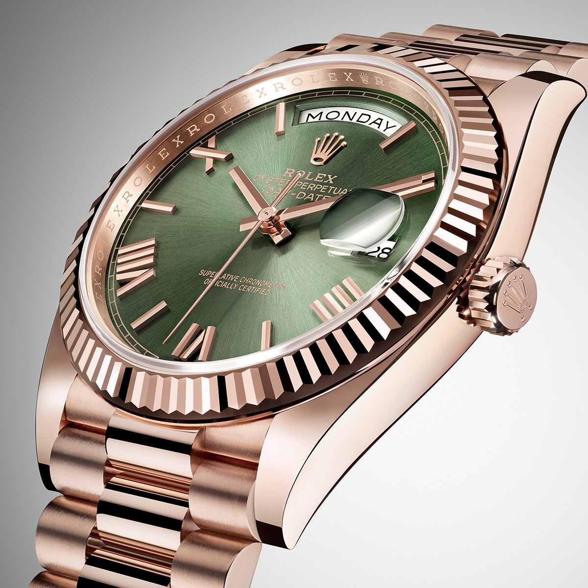 "ROLEX - Known as the ""presidents' watch"", the #Rolex..."
