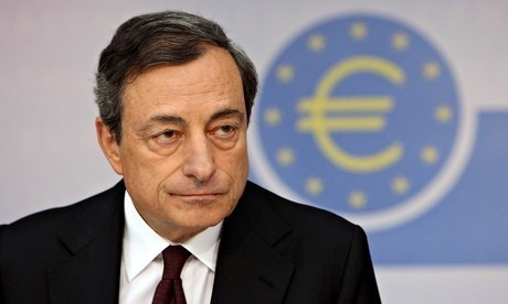 Slowdown in eurozone growth cools hopes that economy will bounce back