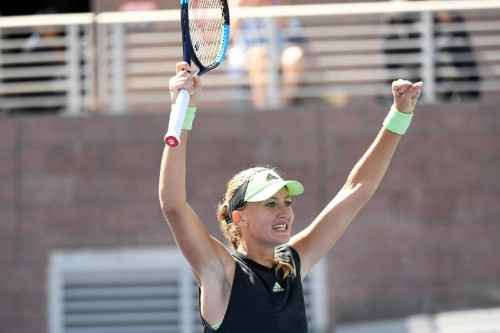 Mladenovic sends Kerber packing from U.S. Open