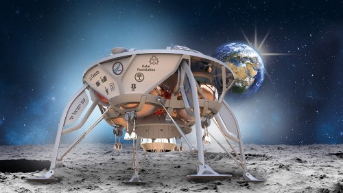 First Private Moon Mission Set For Blast-off In 2017