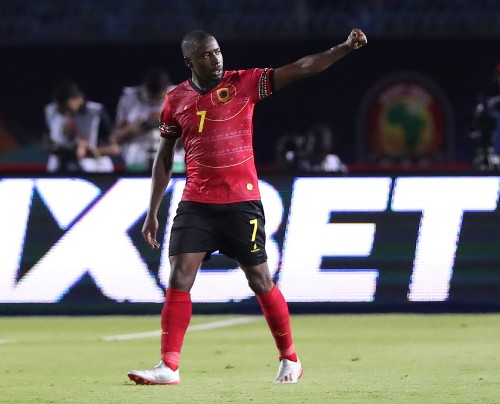 Soccer: Angola hit back to force draw with uninspiring Tunisia
