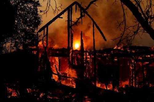 Polar vortex, Midwest floods, California fires: The U.S.'s wild 2019 weather