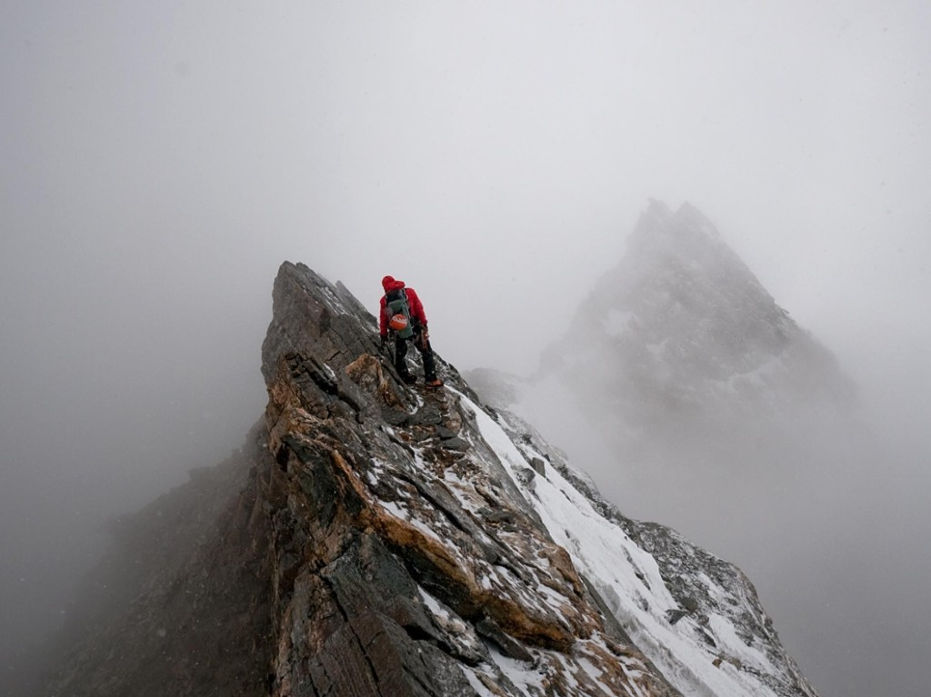 Speed Climber Ueli Steck: Man Vs. Altitude