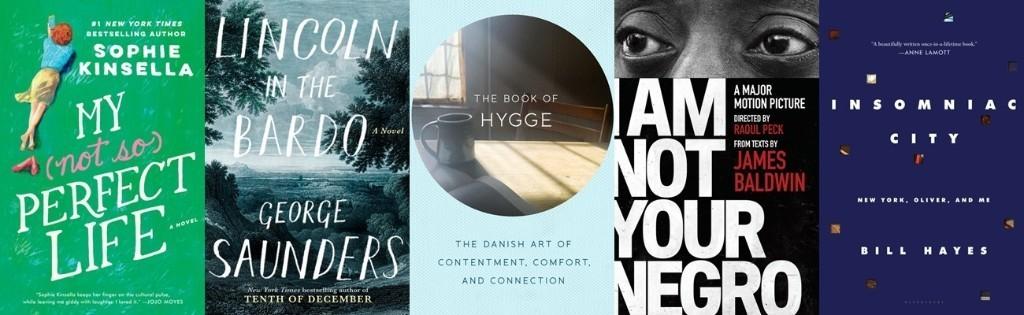 Best Books of February 2017: George Saunders to Joyce Carol Oates