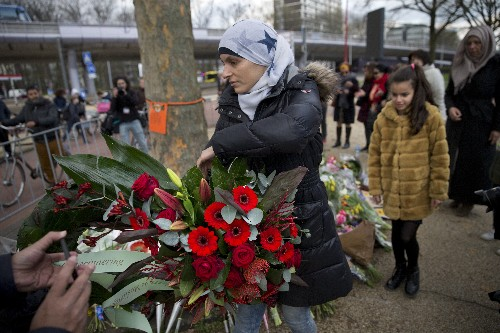 The Latest: Dutch: Utrecht shooting suspect has confessed