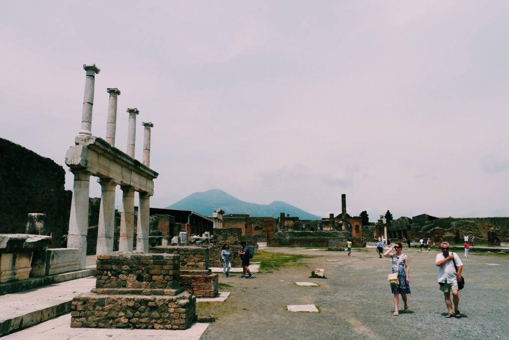 Ruins | Pompeii, Italy