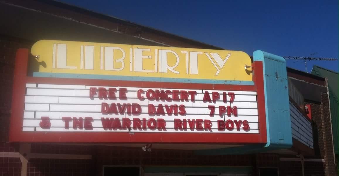 Liberty Theatre. Watonga, Oklahoma