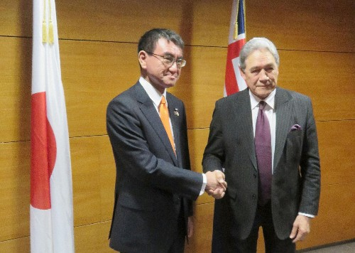 Japan raises concerns over Pacific's debt to China